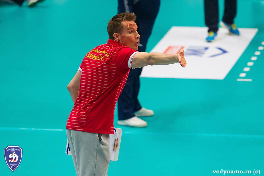 Тренер сборной России прокомментировал разгромную победу над Бразилией