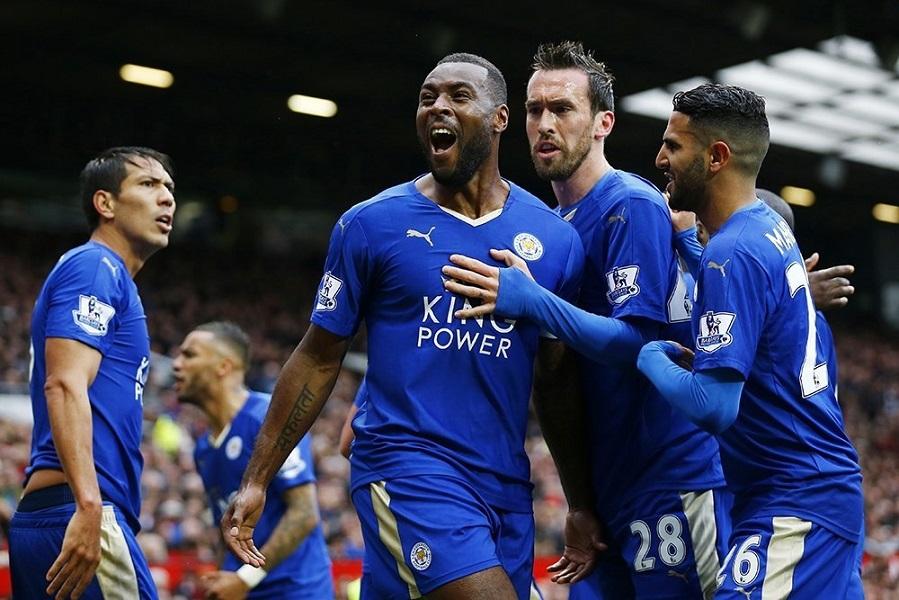 Лестер переиграл Манчестер Сити в матче за Суперкубок Англии