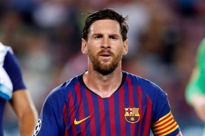 Барселона предлагает Месси подписать новый контракт