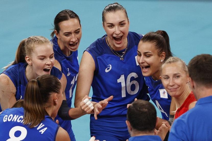Объявлен состав женской сборной России на чемпионат Европы по волейболу