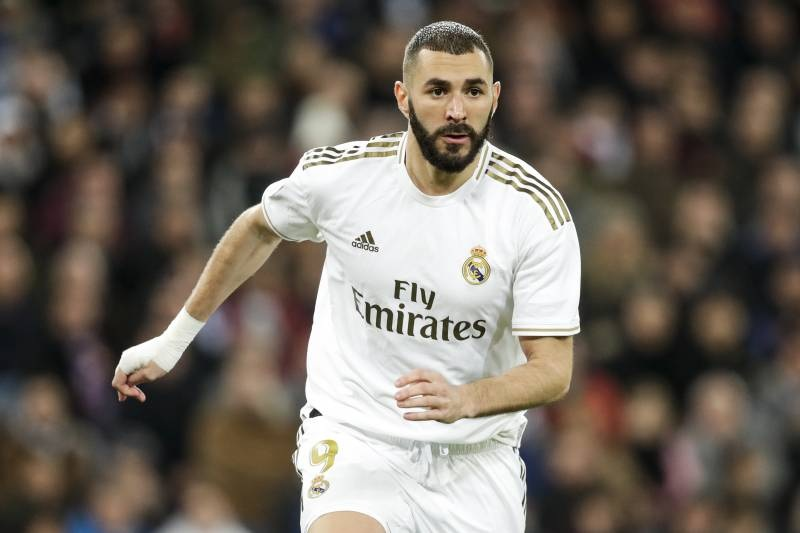 Реал объявил о продлении контракта с Бензема