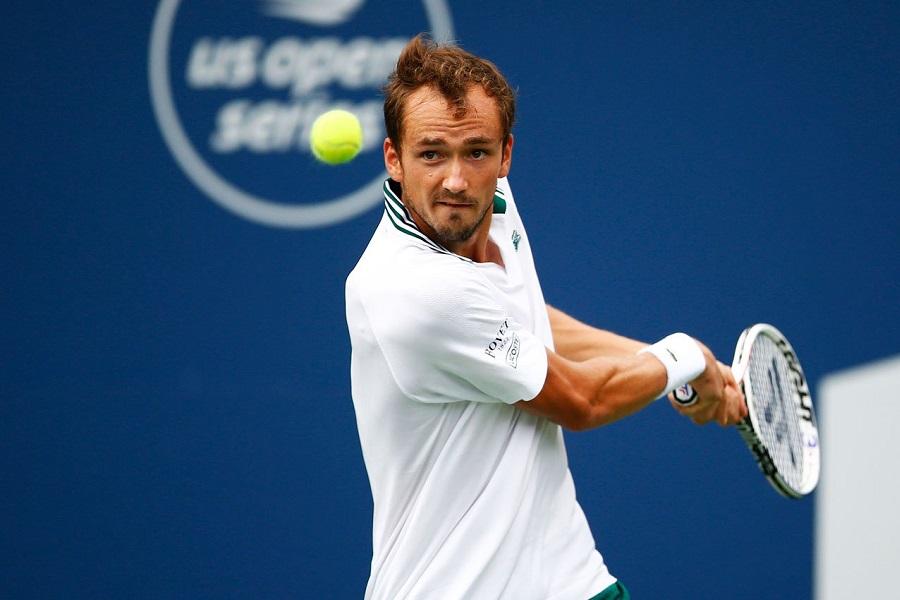 Медведев в полуфинале турнира в Цинциннати сыграет с Рублёвым