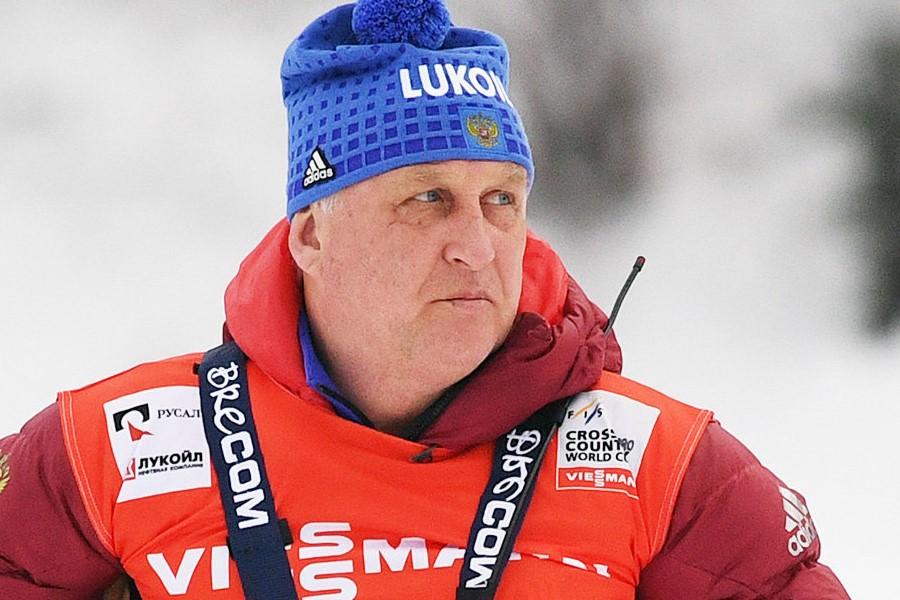 Сборная России по лыжным гонкам проходит вакцинацию от коронавируса несмотря на то, что Вяльбе была против