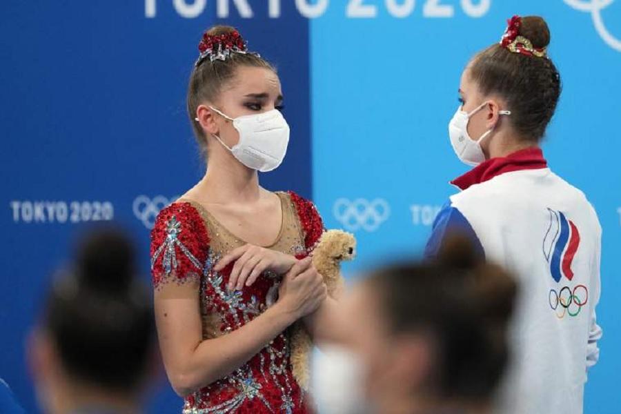 Российская гимнастка обвинила судей на ОИ-2020 в попытке вытолкнуть команду с пьедестала