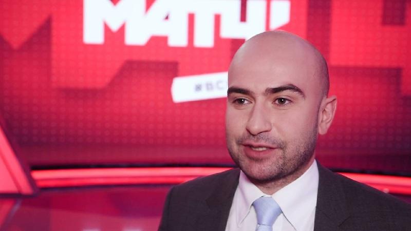 Арустамян объявил об уходе с Матч ТВ после скандального интервью с Мамаевым