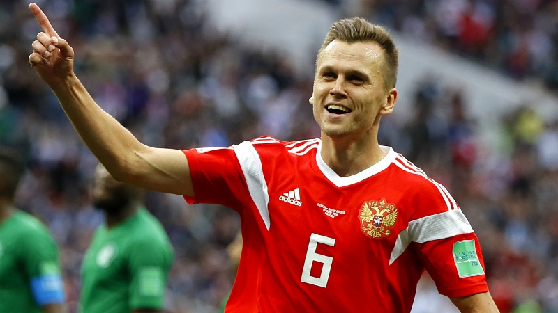 Черышев прокомментировал слухи о возможном переходе в Спартак