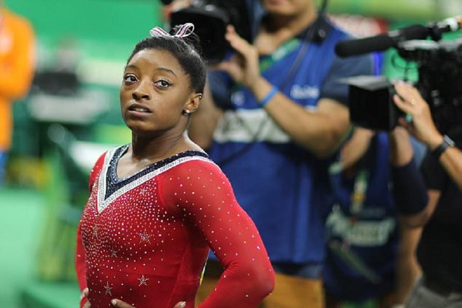 Гимнастка Байлз эмоционально прокомментировала собственное выступление на Олимпиаде в Токио