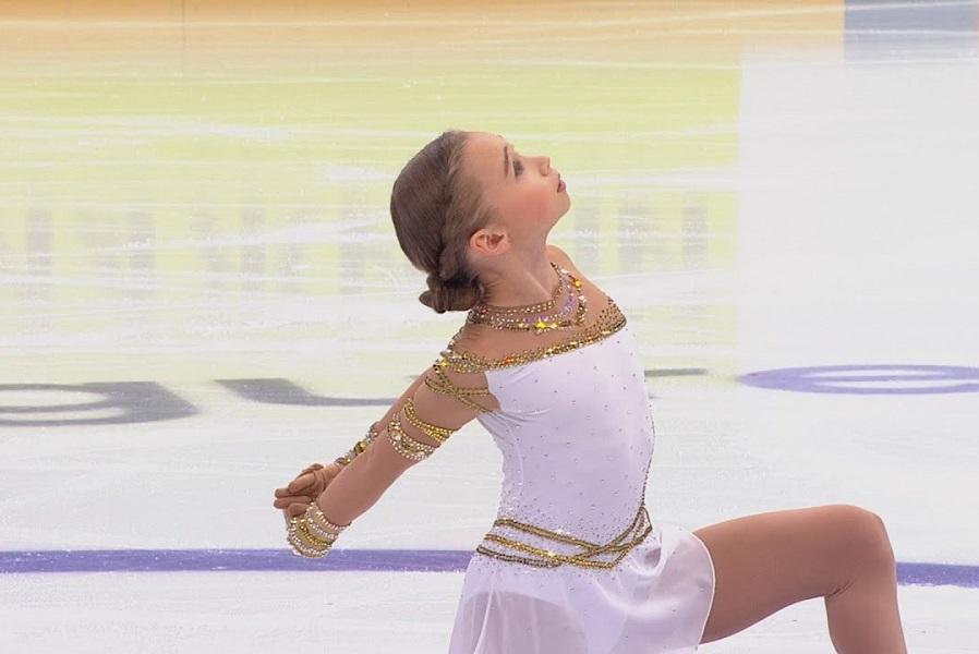 Первое интервью Жилиной после победы в Кошице: Мне просто нравится прыгать четверные. ВИДЕО