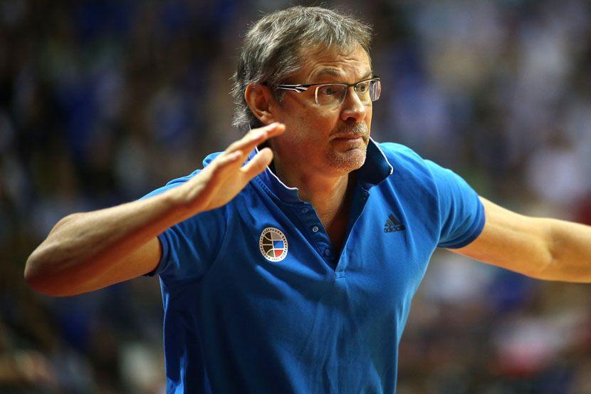 Базаревич покинул пост главного тренера сборной России по баскетболу