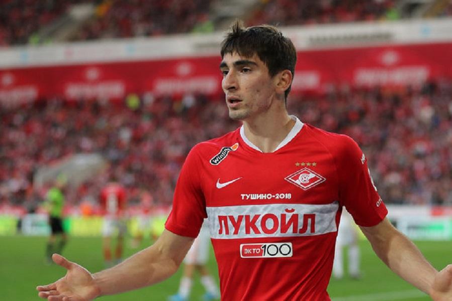 Спартак начал переговоры с Бакаевым о продлении контракта