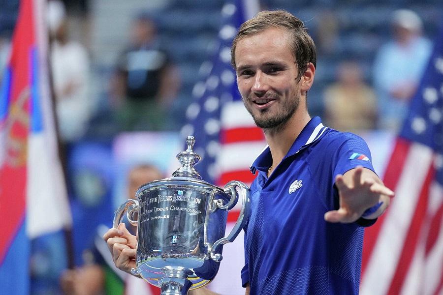Путин обратился к Медведеву после победы на US Open: Так играют настоящие чемпионы!