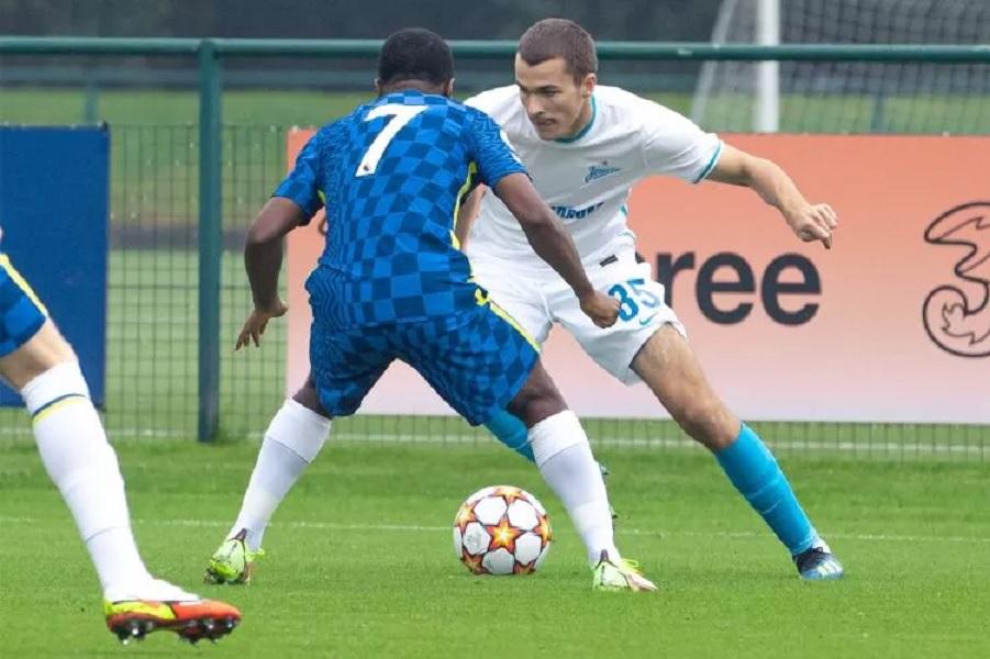 Зенит проиграл Челси в стартовом матче юношеской Лиги УЕФА