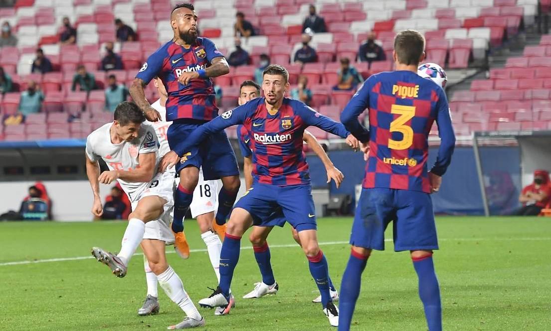 Футбол, Лига чемпионов, Групповой раунд, Барселона - Бавария, Прямая текстовая онлайн трансляция