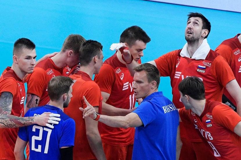 В Госдуме прокомментировали поражение сборной России в плей-офф чемпионата Европы по волейболу