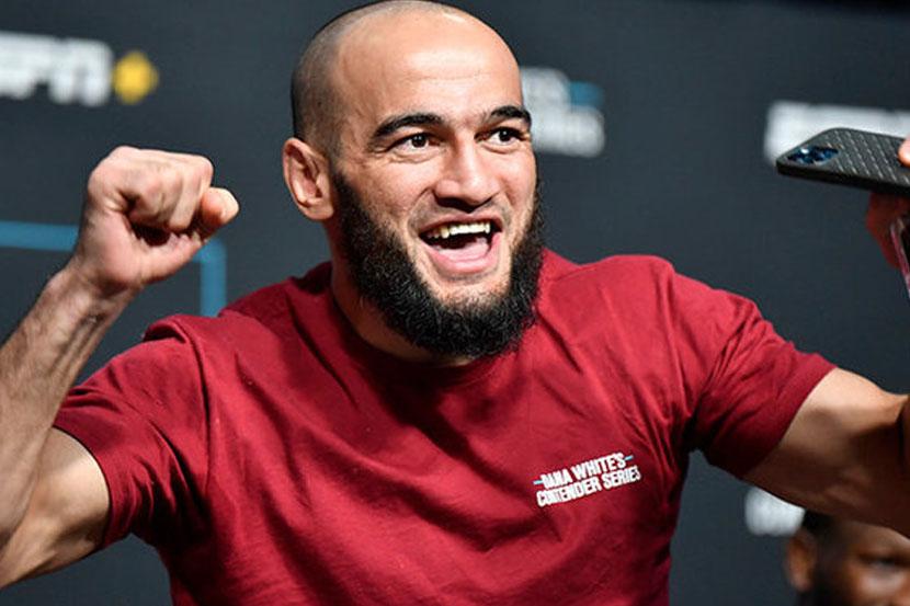 UFC подписал контракт с Дураевым. Боец стал победителем отборочного шоу Уайта