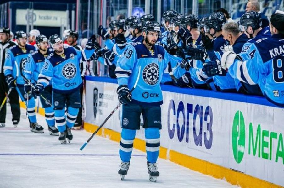 Форвард Сибири Чесалин пропустит 4-5 недель из-за травмы
