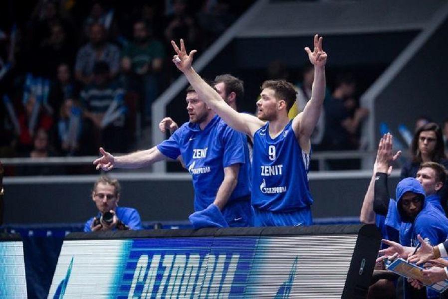«Зенит» дожал УНИКС в полуфинале Суперкубка Лиги ВТБ