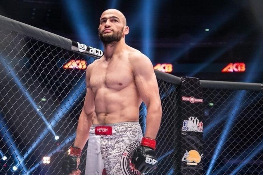 Боец ММА Дураев рассказал о встрече с президентом UFC