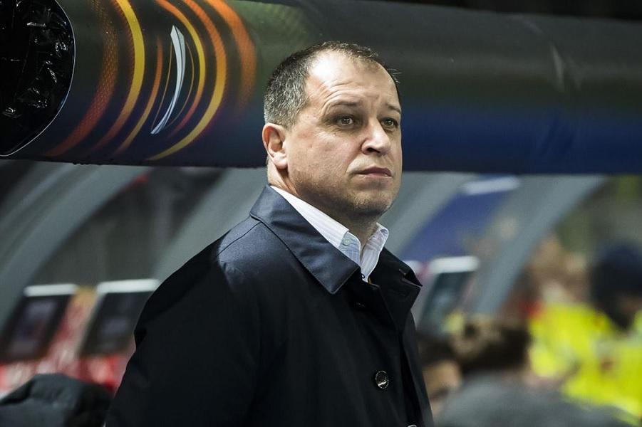 Тренер Шерифа высказался о предстоящем матче с Реалом в Лиге чемпионов