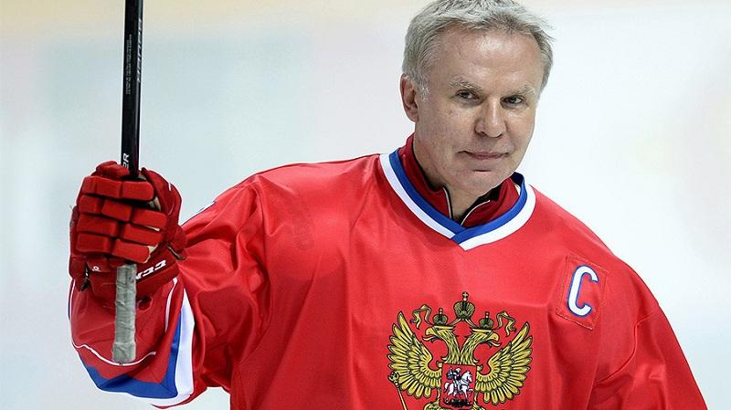 Фетисов высказался о назначении Жамнова на пост главного тренера сборной России