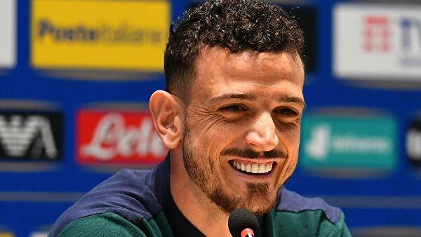 Флоренци не сыграет за Милан в течение месяца