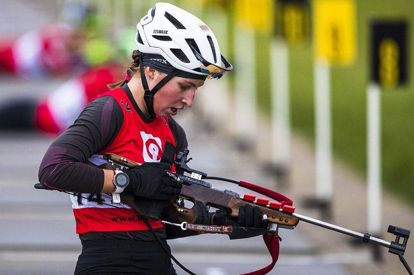 Российская биатлонистка будет выступать за сборную Литвы