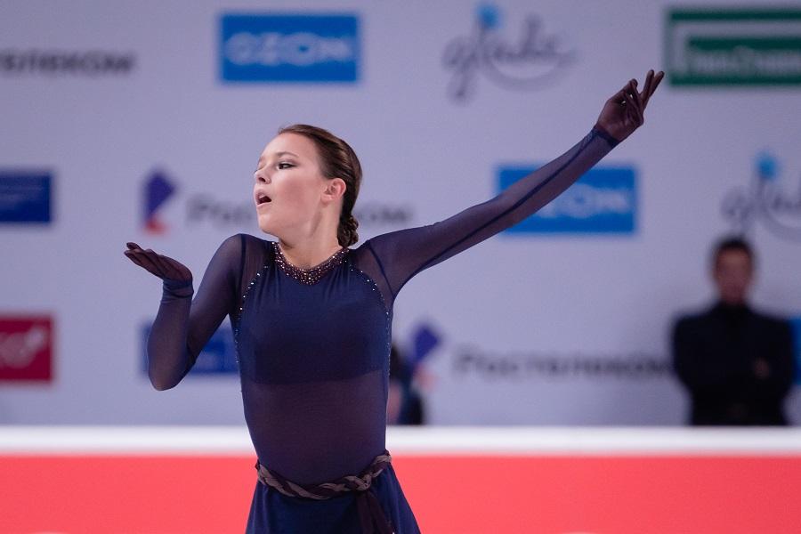 Щербакова против Хромых: прямая видеотрансляция короткой программы на Budapest Trophy-2021