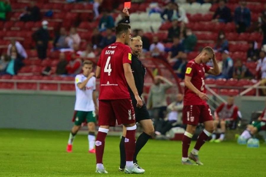 Как Рубин упустил победу в матче с Локомотивом  2:2: все голы матча. ВИДЕО