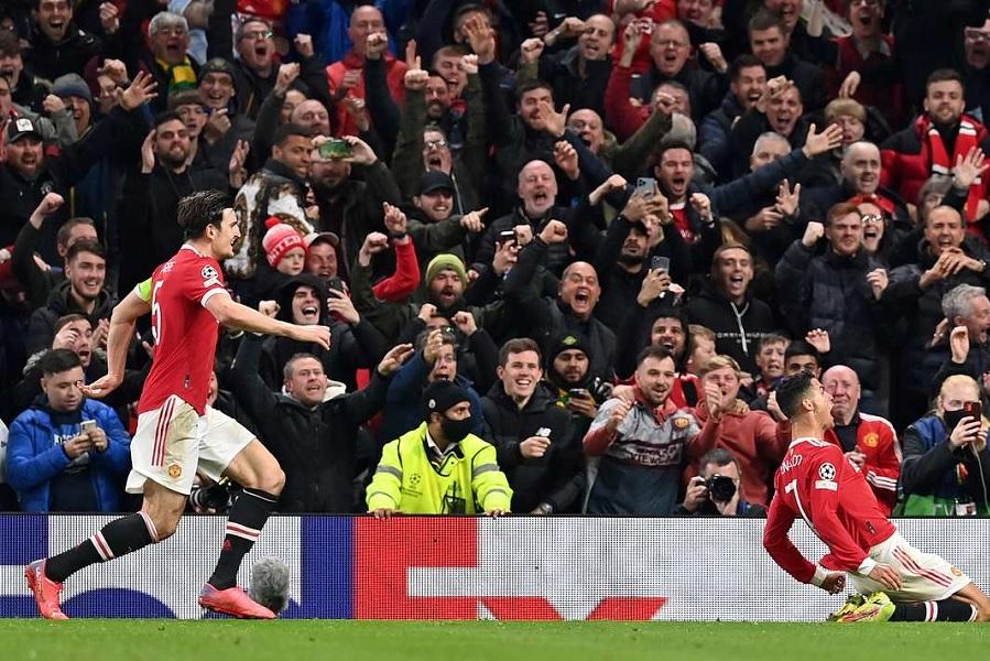 Как Манчестер Юнайтед вырвал победу в матче с Аталантой в Лиге чемпионов, уступая 0:2. Видеообзор