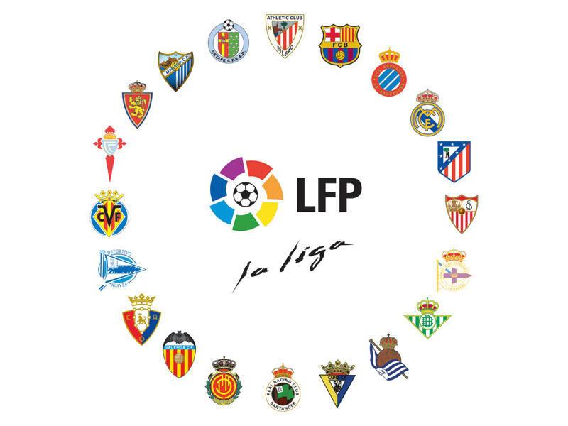 Футбол чемпионат испании турнирная