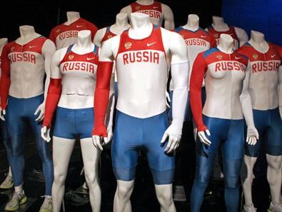 найк экипировка сборной россии по легкой атлетике выборе летнего