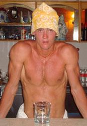 Н.Крюков (фото из личного архива спортсмена)