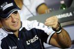 """Рубенс Баррикелло: """"Чемпион F1 – вовсе не плохой парень"""""""