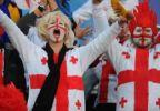Кубок мира по регби-2011. Грузия - не худшая. Фотогалерея
