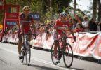 Vuelta a Espana 2012. Обзор девятого этапа