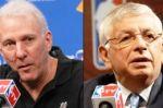 НБА. No one likes Spurs или Ротационный скандал