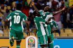 """Нигерия - Буркина-Фасо. Высокий полёт """"орлов"""""""
