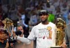 """""""Майами Хит"""" – чемпионы НБА. Король говорит"""