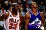 """Великие противостояния НБА. """"Чикаго"""" -""""Юта"""". Часть первая. 7 секунд Джордана"""