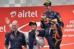 Гран-При Индии. Итоги гонки