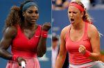 Теннисные противостояния года. Женщины