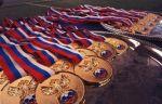 Игрокам и тренерам ЦСКА вручили золотые медали первенства России