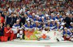 Ларионов остерегается эйфории после победы на ЧМ-2014