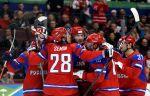 Сборная России стартует на ЧМ-2015 матчем против команды Норвегии