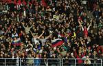 Российские болельщики получили 3 тысячи билетов на матч Швеция-Россия