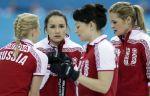 Российские керлингистки выиграли девятый матч подряд на ЧЕ