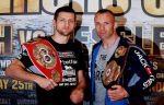 Фроч откажется от титула чемпиона мира по версии IBF