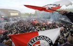 """Нанесённый фанатами """"Фейеноорда"""" ущерб Риму оценили в 2,8 млрд евро"""