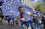 УЕФА не будет отвечать за поведение фанатов за пределами стадиона