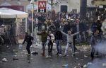 """Болельщики """"Фейенорда"""" нанесли ущерб Риму на сумму 5,2 млн"""